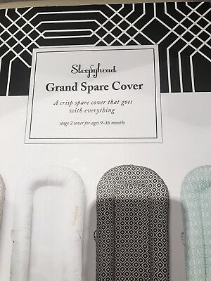 SleepyHead Grand Spare Cover 9-36 Months RRP£90