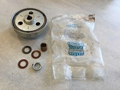 """New Comet S400  Series Centrifugal Clutch 203961  4 """"  10 T 5/8 Crank 35 Chain"""