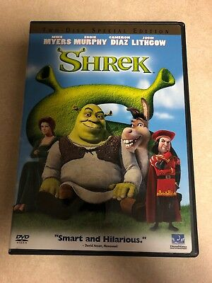 Shrek [Two-Disc Special Edition] DVD Used - Good [ DVD ]