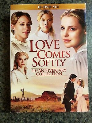 Love Comes Softly [10th Anniversary Collection] - VERY GOOD DVD