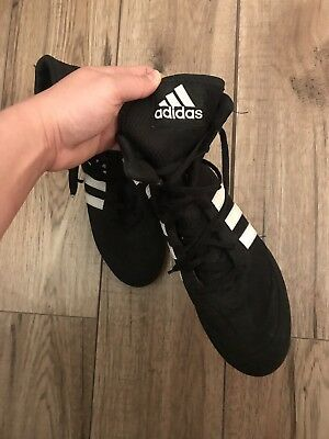 adidas boxing boots Size 5