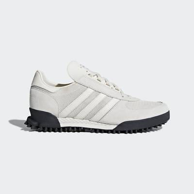 NEW adidas Originals MARATHON TR SHOES AQ1004 Chalk White   Core Black a1 a57dfb552