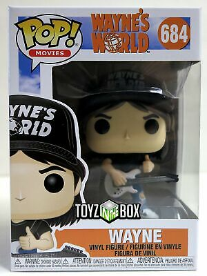 "In STOCK Funko Pop Wayne's World ""Wayne"" 684 Vinyl Figure"