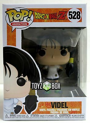 "In STOCK Funko Pop Dragon Ball Z ""Videl"" 528 Vinyl Figure"