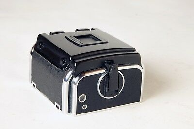 Hasselblad A24 6X6 Chrome Film Back Matching Insert Clean #32Eu10114