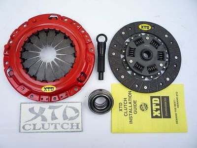 "Xtd Stage 1 Clutch Kit Eclipse Gst Gsx Talon Tsi 2.0L Turbo ""free Shipping"""