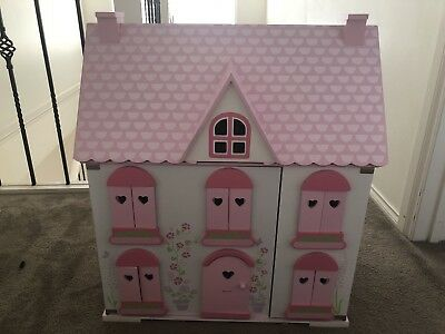 Wooden ELC Doll House and accessories.