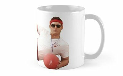 Dean Winchester Supernatural Character Mug White Ceramic 11oz Coffee Obsessed