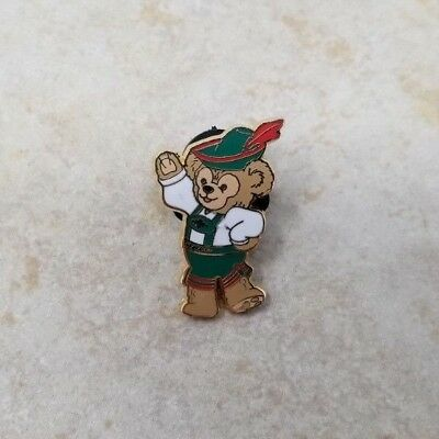 Disney Trading Pins Mickey's Duffy the Bear Germany Costume from Booster