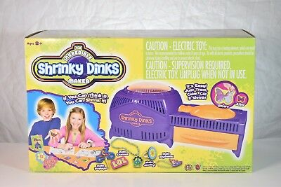 The incredible shrinky dinks maker accessories sheets instructions.