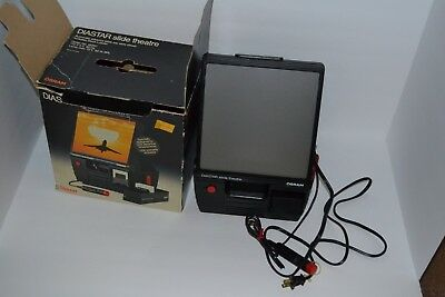 Diastar Slide Viewer Camera Accessory for viewing transparencies works well