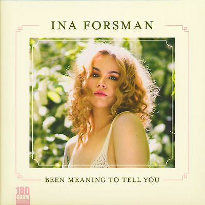 Ina Forsman - Been Meaning To Tell You (LP, 180g Vinyl) - Vinyl Soul