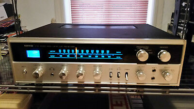 Nikko STA-5050 beautiful vintage receiver 1974 good condition full working