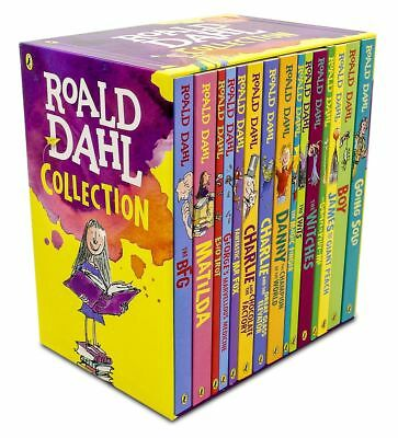 Roald Dahl Audiobook Collection - 14 books (Mp3, Download)