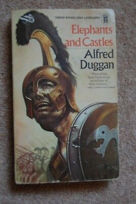 Greek Wars Elephants and Castles by Alfred Duggan Paperback historical fiction