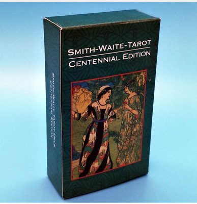 Full English Smith Tarot Wait Tarot Cards Deck Board Game Family Cards Game