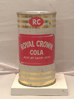 RC Cola - 1st Generation Flat Top Soda Can
