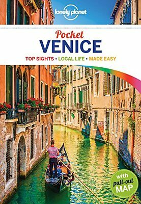 Lonely Planet Pocket Venice (Travel Guide), Lonely Planet, New Book