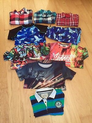 Boys Clothes Bundle Age 13-14 Years: Sonneti, Gap, M&S, Mountain Warehouse