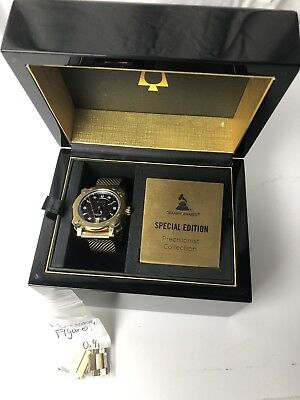 Bulova Grammy Awards Precisionist Collection Special Edition
