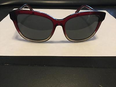 e7dc1e3001580 New  170 COACH Sunglasses HC8219 COLOR 548487 RED SAND...100% AUTHENTIC NEW
