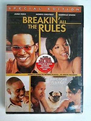 Breakin All The Rules DVD 2004 Special Edition Brand New Sealed