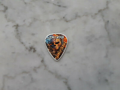 Original and NEW guitar pick THE DEAD DAISIES Burn it down tour 2018