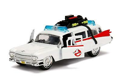 Ghostbusters ECTO-1 Die-cast 1:32 Scale Jada Hollywood Rides New in box