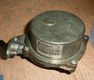Bmw 3  5 Seires 2.0 Diesel M47 E46 E60 E61 Vacuum Pump 72817601 In Working Order