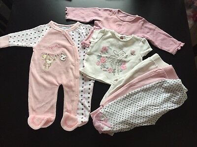 joblot Baby Girls Clothes Size 3-6 Months