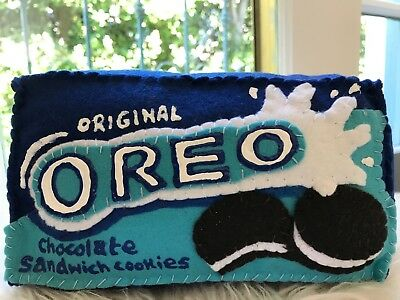 Lucy Sparrow Rare Signed Original Oreo Cookies. Limited Edition. US Only