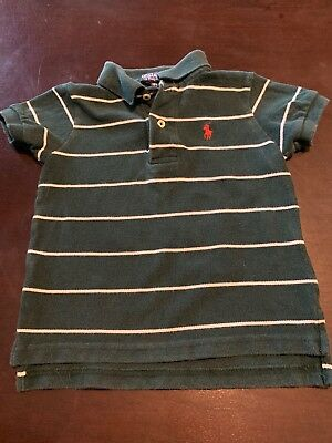 8736bf6a POLO RALPH LAUREN Baby Boy Polo Shirt, Size 18 Months - $7.49 | PicClick