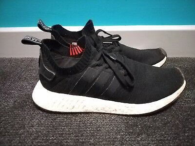 b82a52b557311 ADIDAS NMD R2 PK PrimeKnit Black Footlocker exclusive - £35.00 ...