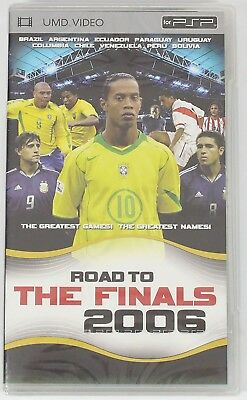 The Road To The World Cup 2006 (UMD, 2006)