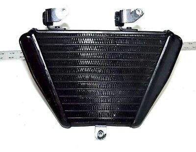 2013 Ducati 848 1098 1198 Evo  Engine Oil Cooler Radiator And Lines
