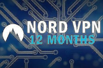 NordVPN 1 Year Subscription Lifetime Warranty Fast delivery