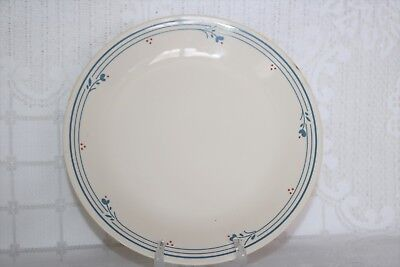 "Corning Corelle - COUNTRY VIOLETS - 10 1/4"" Dinner Plates (2)"