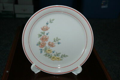 "Corning Corner Stone - ROYAL GARDEN - 10 1/4"" Dinner Plates (2)"
