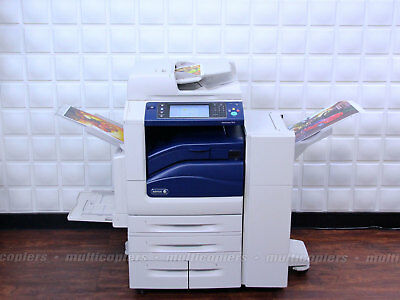 Xerox WorkCentre 7845 Color MFP Printer Copier Fax Scanner Email 7835 7830 7825