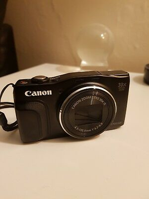 Canon PowerShot SX700 HS WiFi camera