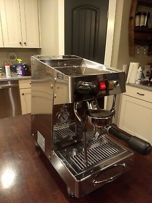 La Valentina Simi Automatic Espresso Machine - One Owner - Good Condition