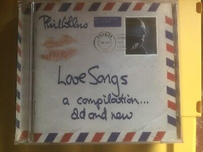 Phil Collins Love Songs Best Of 2Cd One More Night Groovy All Odds Steal Easy