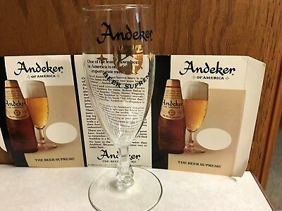 Andeker Wine Glass with Ad-7 inches tall