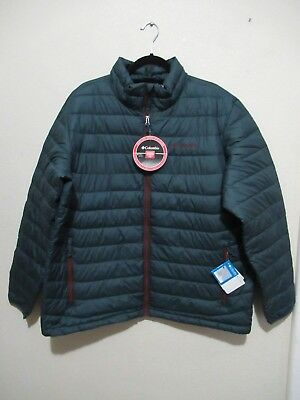 0e5eeb9dc6c6 Columbia Men's Oyanta Trail Puffer Thermal Coil Jacket LARGE: Mystery