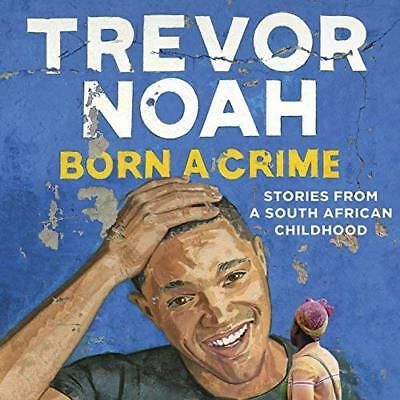 Born a Crime - Stories From South African Childhood Audiobook (Mp3, Download)