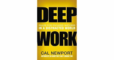 Deep Work Rules for Focused Success in a Distracted World Audio (Mp3, Download)