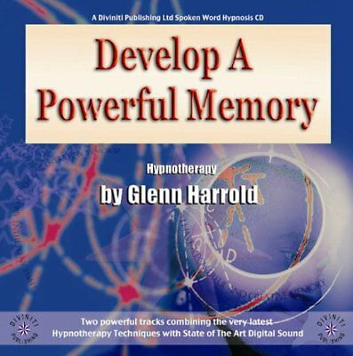 Develop A Powerful Memory By Glenn Harrold Audiobook (Mp3, Download)