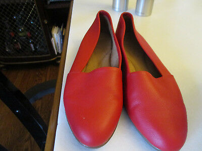51b2f41a5 Aerosoles Trend Setter Womens Leather Shoe Red   Pink Size 9.5 9 1 2 New