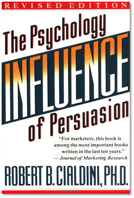 Influence The Psychology of Persuasion by Robert Cialdini (Mp3, Download)