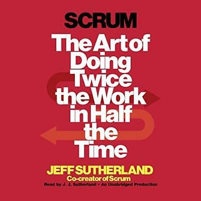 Scrum by Jeff Sutherland (Mp3, Download)